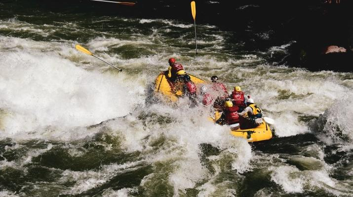 Rafting-Livingstone-White water rafting excursions on the Zambezi River-5