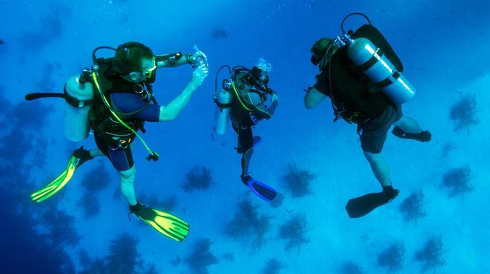 Scuba Diving-Paros-Discover Scuba Diving near Naoussa in Paros-1