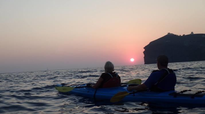 Kayak de mer-Santorin-Excursion en kayak de mer à Santorin-2