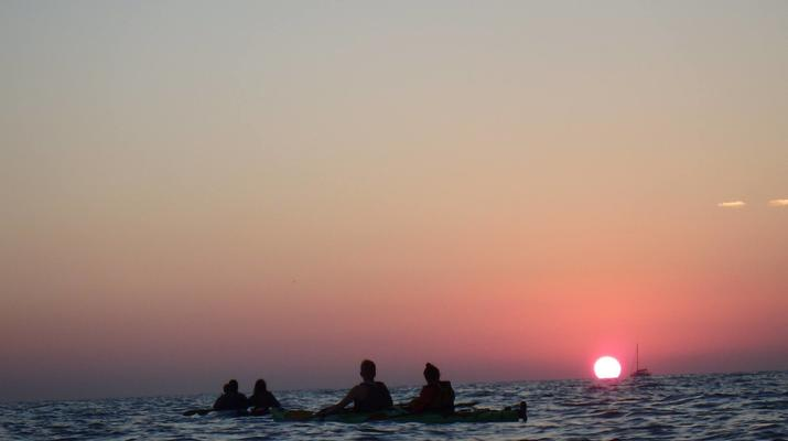 Kayak de mer-Santorin-Excursion en kayak de mer à Santorin-5