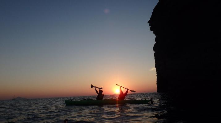 Kayak de mer-Santorin-Excursion en kayak de mer à Santorin-3