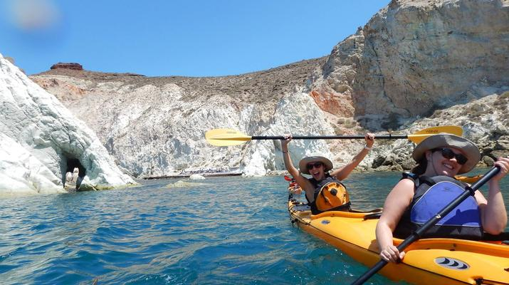 Kayak de mer-Santorin-Excursion en kayak de mer à Santorin-6