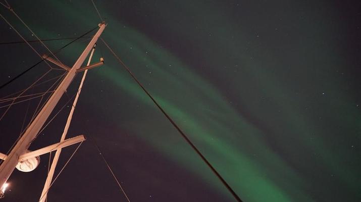 Sailing-Tromsø-Northern Lights Luxury Catamaran-6