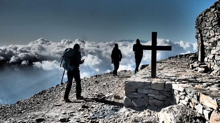Wandern/Trekking-Heraklion-Private geführte Wanderung zum Berg Ida von Heraklion aus-1