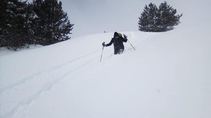 Ski touring-Andorra-Advanced tracks of cross-country skiing in Andorra-3