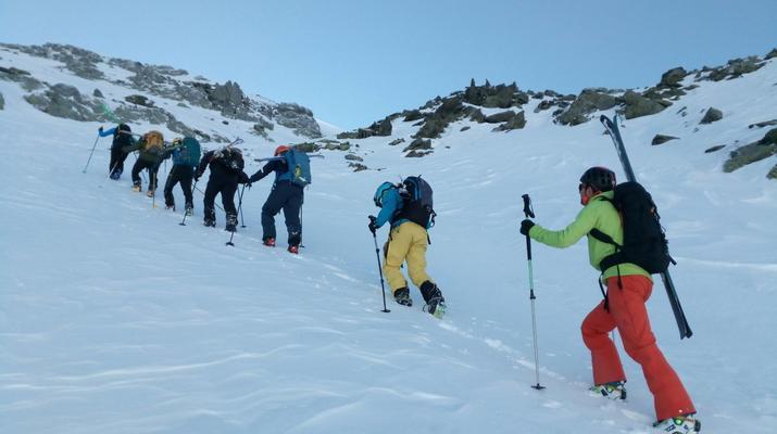 Ski touring-Andorra-Advanced tracks of cross-country skiing in Andorra-1