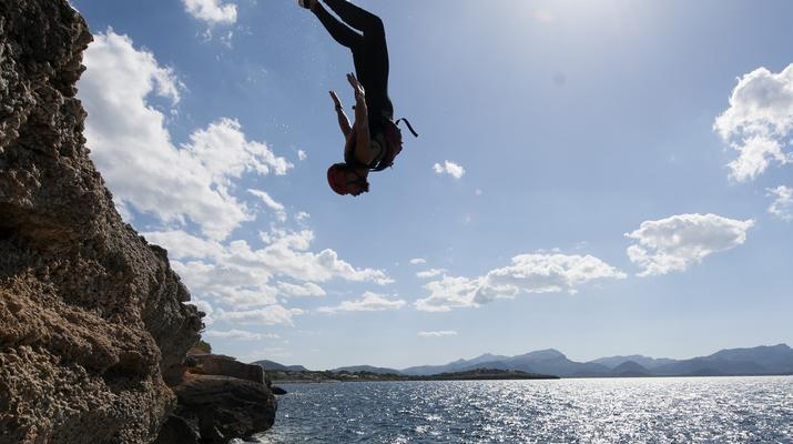 Coasteering-Alcudia-Coasteering excursion in Alcudia, Mallorca-4