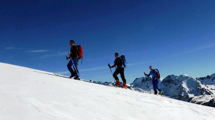 Ski touring-Andorra-Advanced tracks of cross-country skiing in Andorra-4
