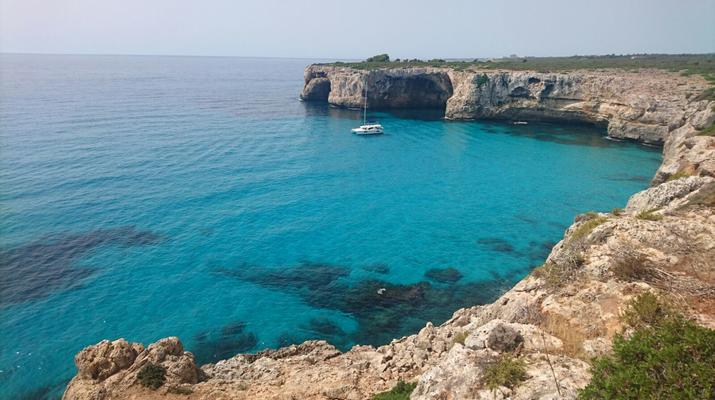 Caving-Manacor, Mallorca-Sea Caving excursion in Cova des Coloms, Mallorca-2