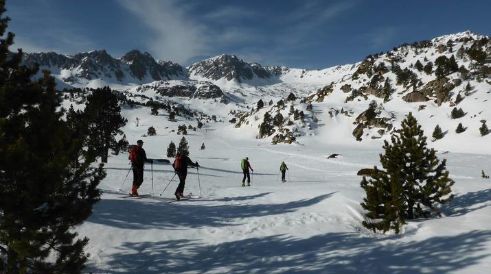 Ski touring-Andorra-Advanced tracks of cross-country skiing in Andorra-5
