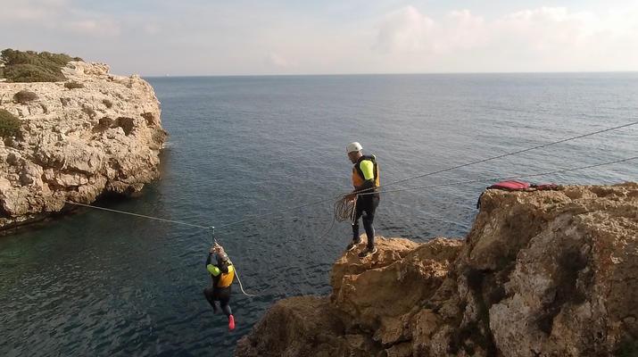 Coasteering-Alcudia-Coasteering excursion in Alcudia, Mallorca-8