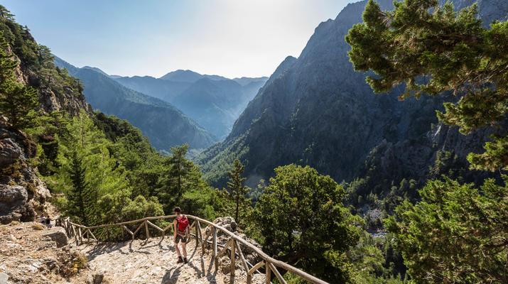 Wandern/Trekking-Chania-Wandern auf der Insel Kreta von Chania aus-1