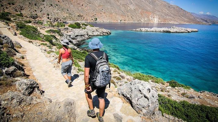 Wandern/Trekking-Chania-Wandern auf der Insel Kreta von Chania aus-2