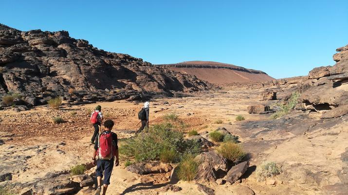 Curso de Superviviencia-Marrakech-Curso de supervivencia en el desierto de Faoum Zguid en Marruecos-1