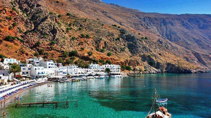 Wandern/Trekking-Chania-Wandern auf der Insel Kreta von Chania aus-4