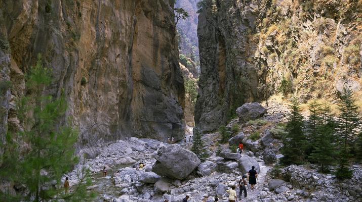 Wandern/Trekking-Chania-Wandern auf der Insel Kreta von Chania aus-3