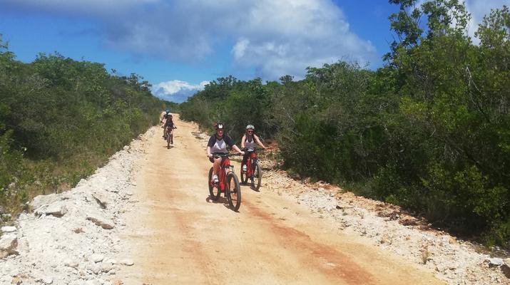 VTT-La Désirade-Randonnée VTT sur l'île de la Désirade, Guadeloupe-2