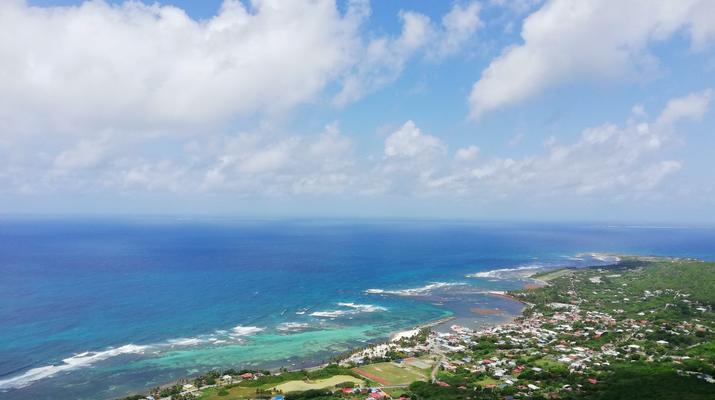 VTT-La Désirade-Randonnée VTT sur l'île de la Désirade, Guadeloupe-6