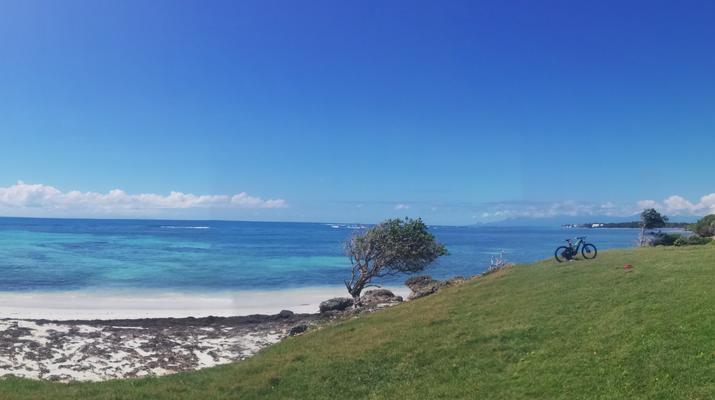 VTT-Sainte-Anne, Grande-Terre-Randonnée VTT à Grande Terre, Guadeloupe-5