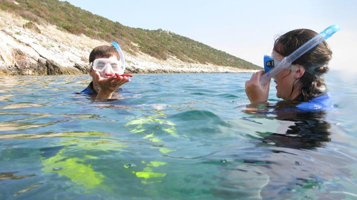 Snorkeling-Athens-Snorkeling boat excursions in Nea Makri, Athens-4