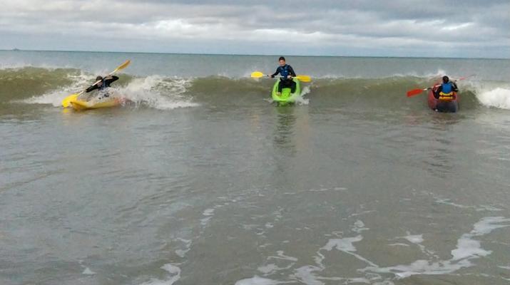 Kayak de mer-Deauville - Trouville-Cours de Kayak de Mer à Trouville-5