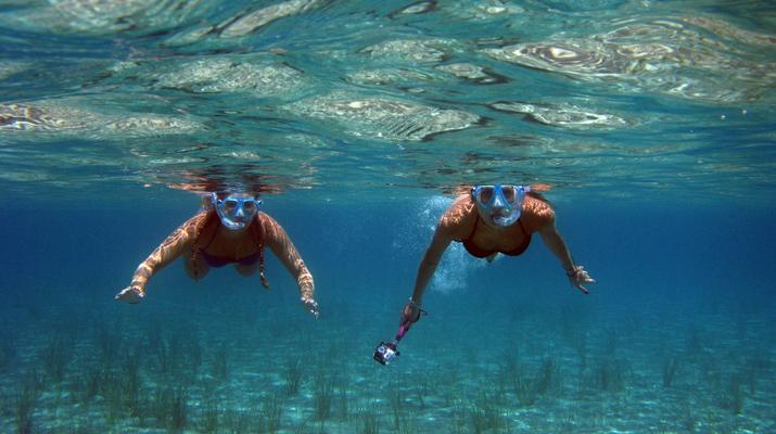 Snorkeling-Athens-Snorkeling boat excursions in Nea Makri, Athens-6