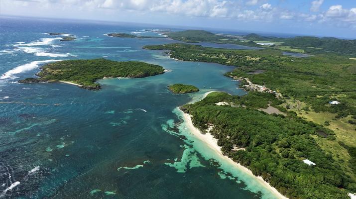 U.L.M-Le Lamentin-Survol de la Martinique en Autogire (ULM)-6
