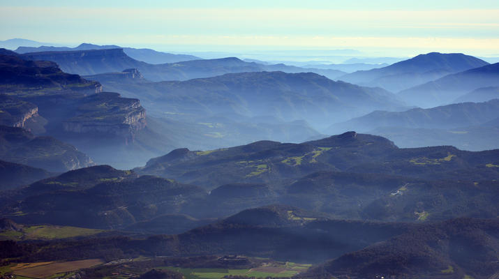Hot Air Ballooning-Barcelona-Hot air Balloon flight from Cardedeu, near Barcelona-3