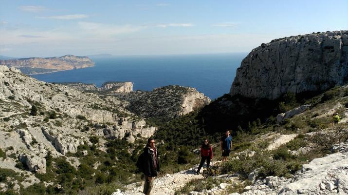 Randonnée / Trekking-Marseille-Randonnée au parc national des Calanques, Marseille-1