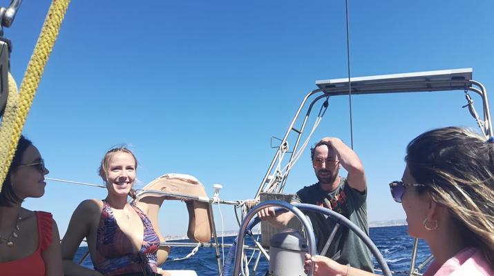 Voile-Marseille-Journée en voilier autour de Marseille-2