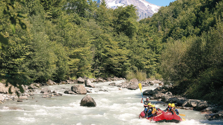 Rafting-Interlaken-River Rafting Lütschine near Interlaken, Switzerland-2