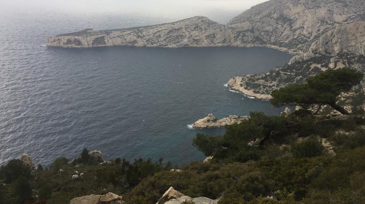 Randonnée / Trekking-Marseille-Randonnée au parc national des Calanques, Marseille-6