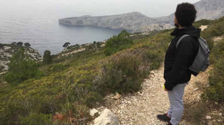 Randonnée / Trekking-Marseille-Randonnée au parc national des Calanques, Marseille-5