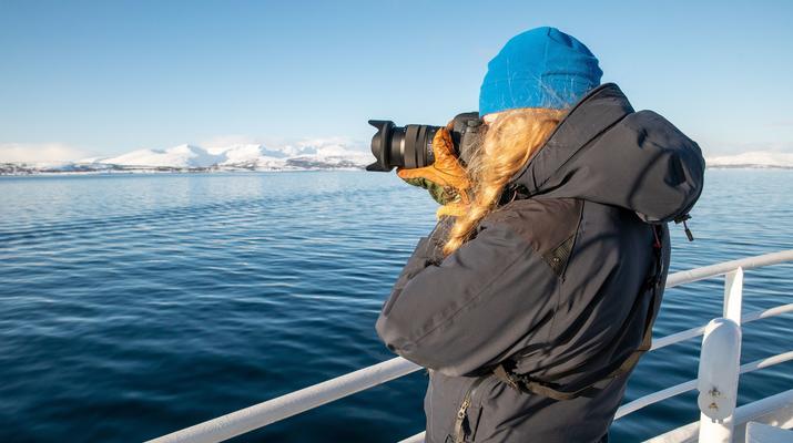 Sailing-Tromsø-Fjord Cruise & Cultural Heritage near Tromso-1