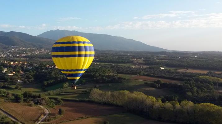 Hot Air Ballooning-Barcelona-Hot air Balloon flight from Cardedeu, near Barcelona-6