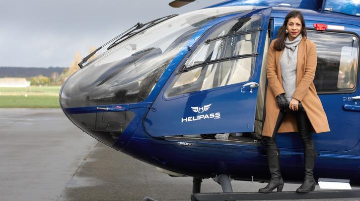 Helicopter tours-Paris-Helicopter ride over Paris and the Château de Versailles-4