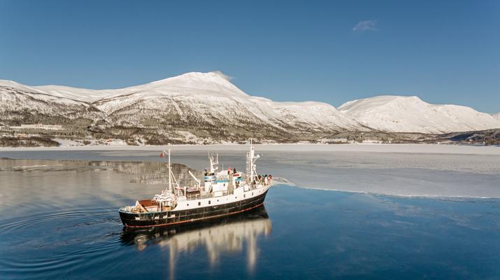Sailing-Tromsø-Fjord Cruise & Cultural Heritage near Tromso-5