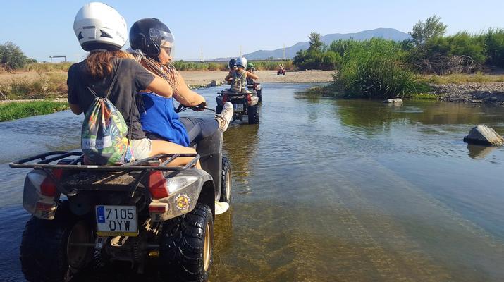 Quad biking-Malaga-Excursion en quad à Churriana, près de Málaga-2