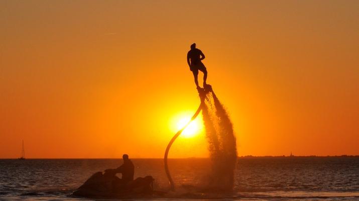 Flyboard / Hoverboard-La Rochelle-Initiation to flyboarding and hoverboarding in La Rochelle-2
