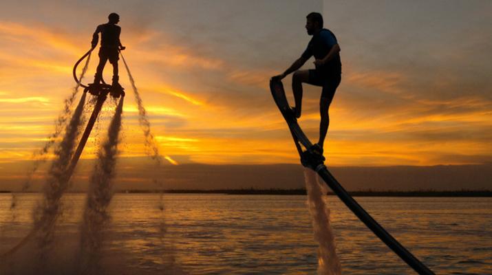 Flyboard / Hoverboard-La Rochelle-Initiation to flyboarding and hoverboarding in La Rochelle-4