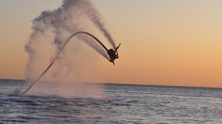 Flyboard / Hoverboard-La Rochelle-Initiation to flyboarding and hoverboarding in La Rochelle-1