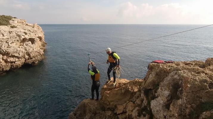 Coasteering-Alcudia-Coasteering excursion in Alcudia, Mallorca-7