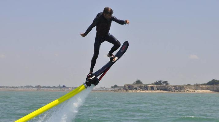 Flyboard / Hoverboard-La Rochelle-Initiation to flyboarding and hoverboarding in La Rochelle-5