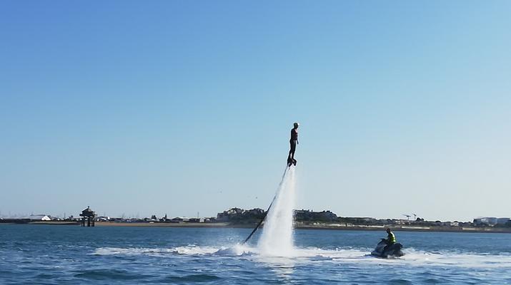 Flyboard / Hoverboard-La Rochelle-Initiation to flyboarding and hoverboarding in La Rochelle-3