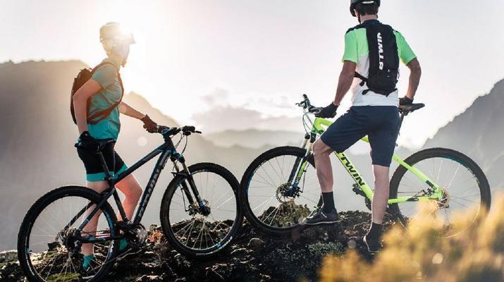 Mountain bike-Maspalomas, Gran Canaria-Panoramic tour in E-BIKE along the south coast + fish Tapas tasting-1