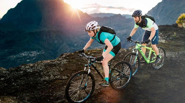 Mountain bike-Maspalomas, Gran Canaria-Panoramic tour in E-BIKE along the south coast + fish Tapas tasting-4