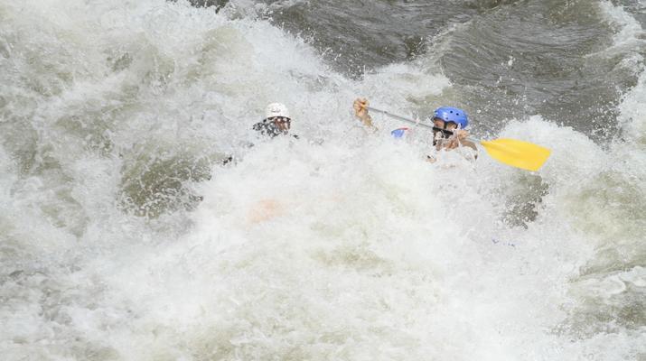Rafting-Kresna-Descenso del río Struma desde Sofía-3