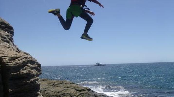Coasteering-Mogan, Gran Canaria-Coasteering in Mogan, Gran Canaria-2