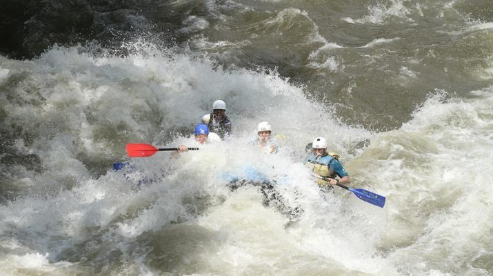 Rafting-Kresna-Descenso del río Struma desde Sofía-2