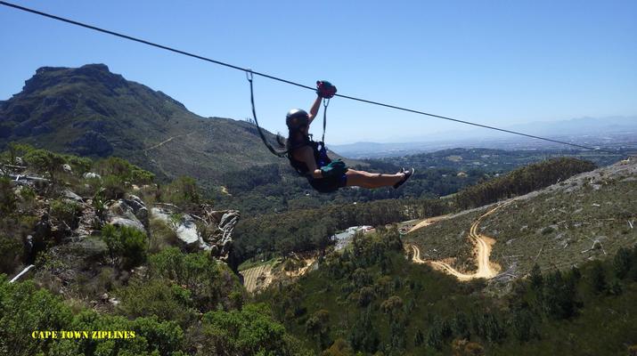 Zip-Lining-Cape Town-Zipline near Cape Town-3